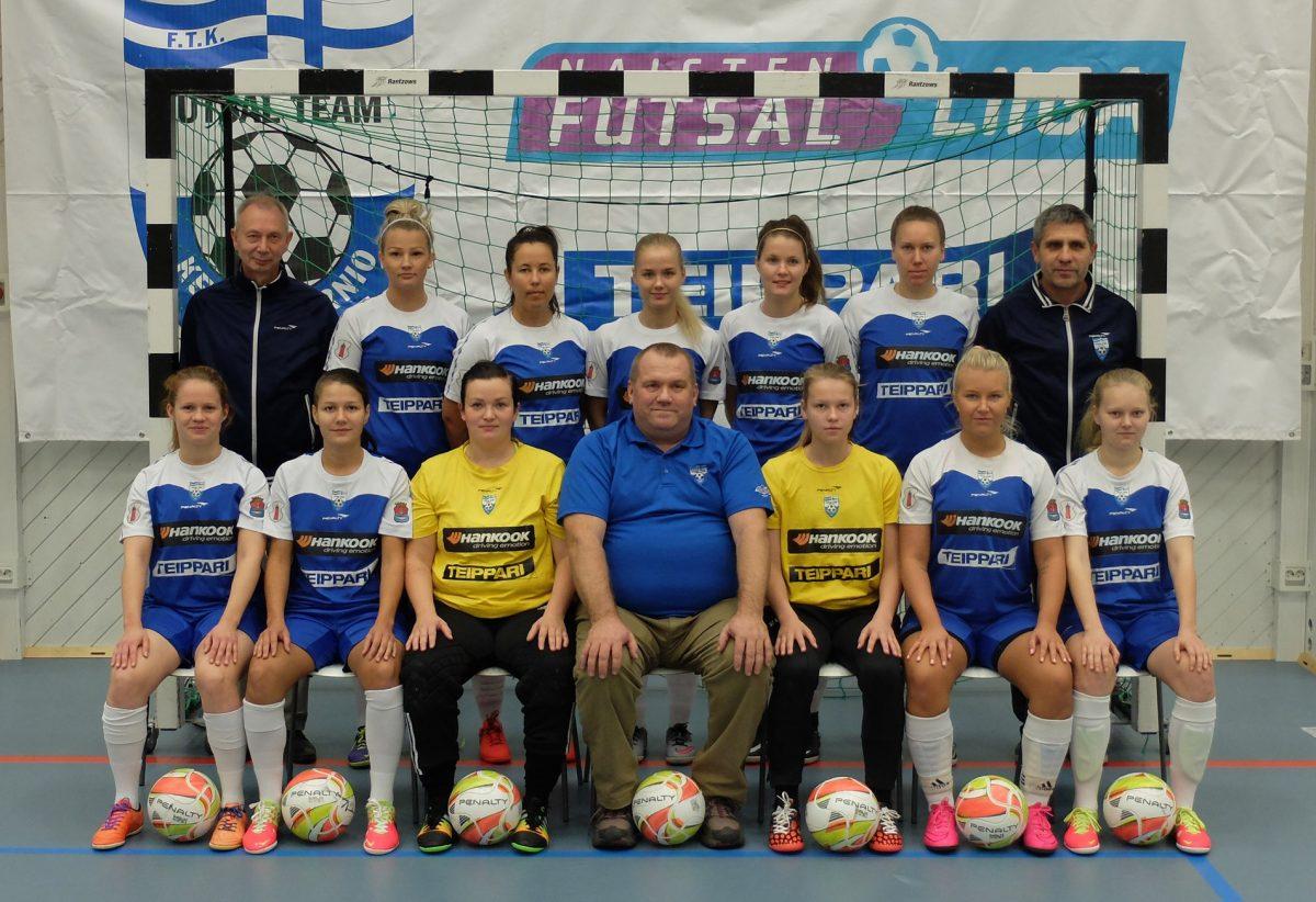 FTK avaa tänä viikonloppuna 8.-9.10 liigakautensa kahdella kotiottelulla Torniossa Putaan hallilla.