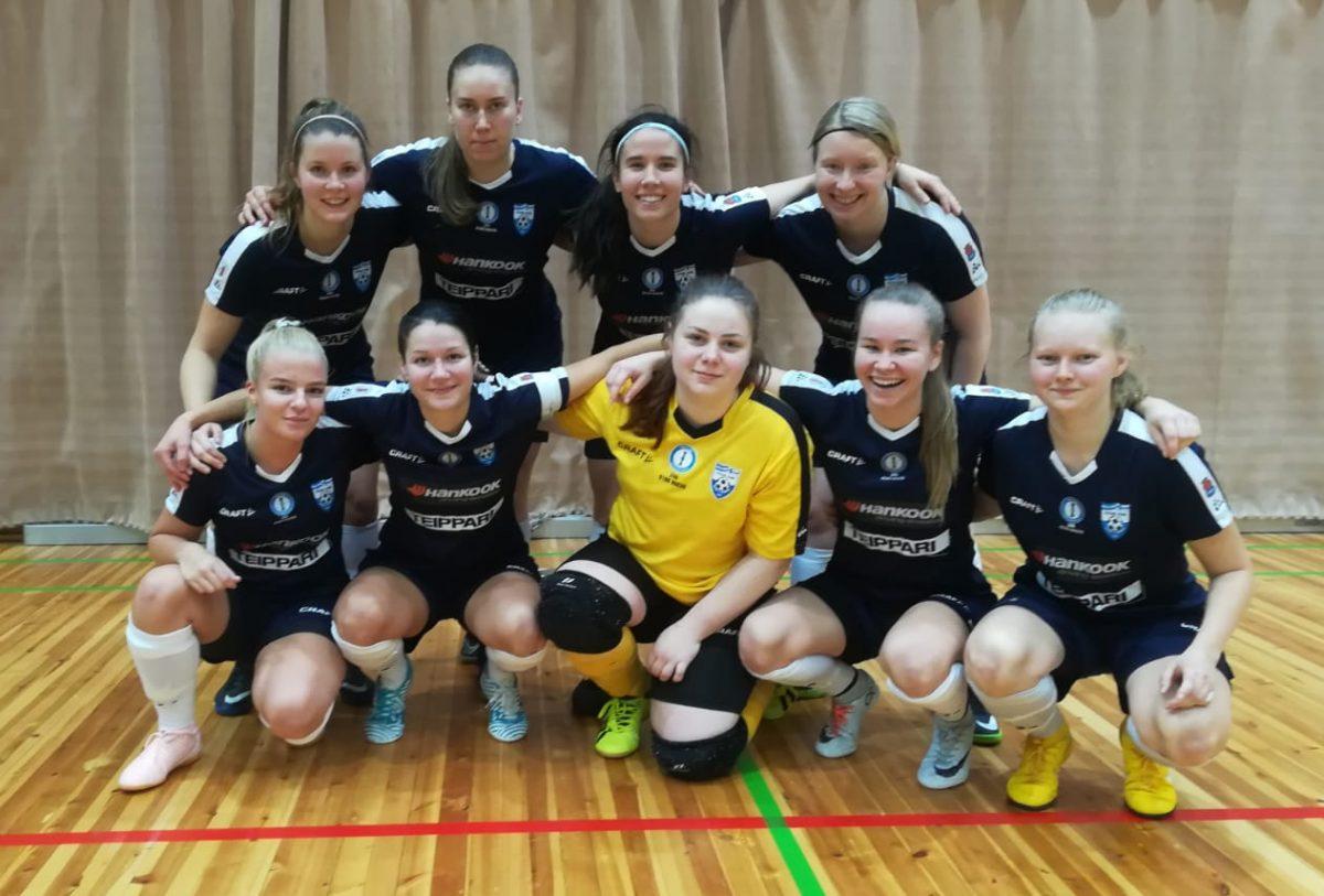 12.8.2018 Etelänmatkan toinen osa tarjosi onnistumisia: Team Vanpa-FTK 2-8 (1-5)